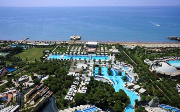 Susesi Luxury Resort Swimmingpools, Strand Und Aquapark