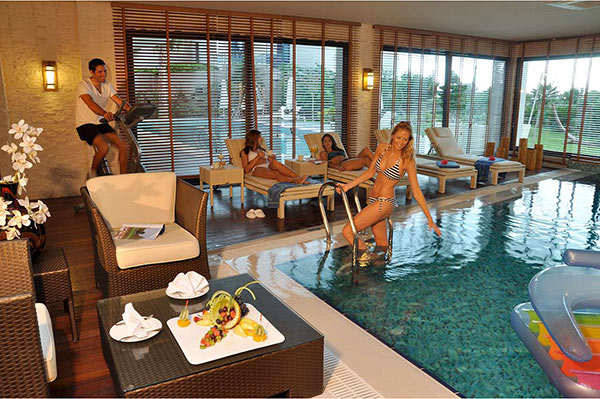 Susesi Luxury Resort Vip Villen