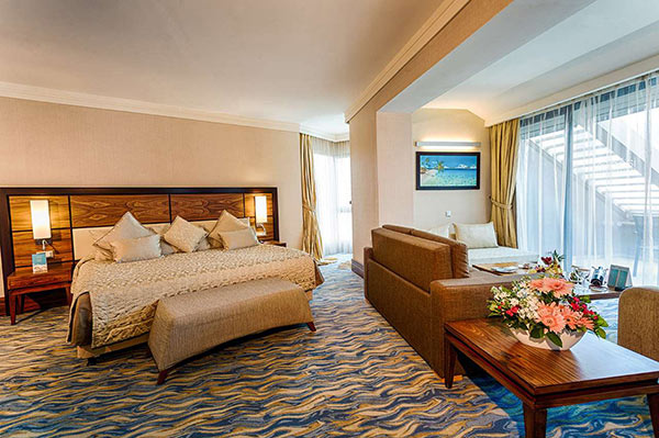 Susesi Luxury Resort Senior Suite