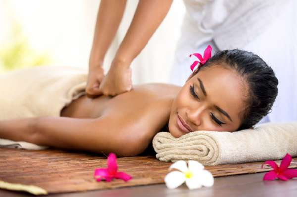 Susesi Luxury Resort Bali Massage